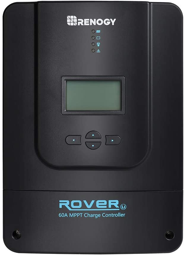 Rover Li 60A MPPT Charge Controller