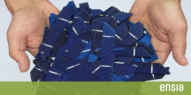 Solar Recycling