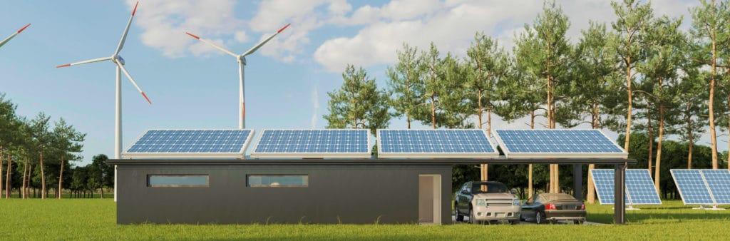 how does solar energy reduce pollution